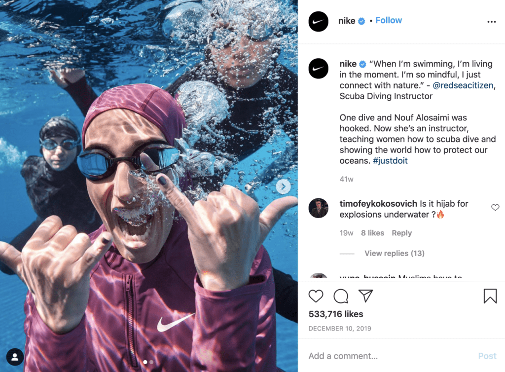 Best Instagram captions examples