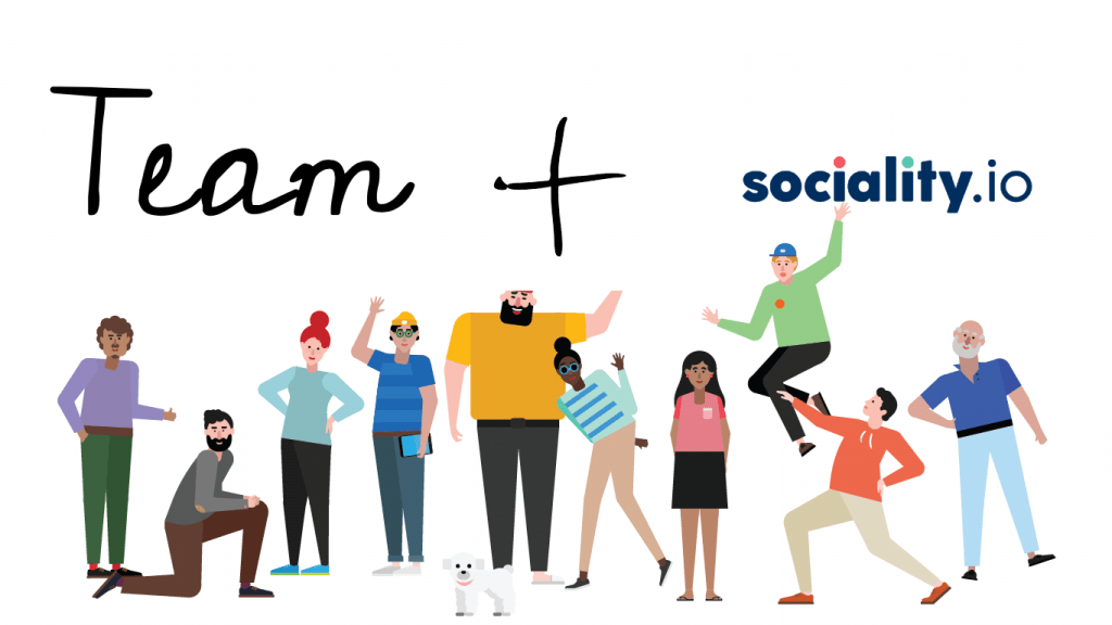 Socialityio plus team