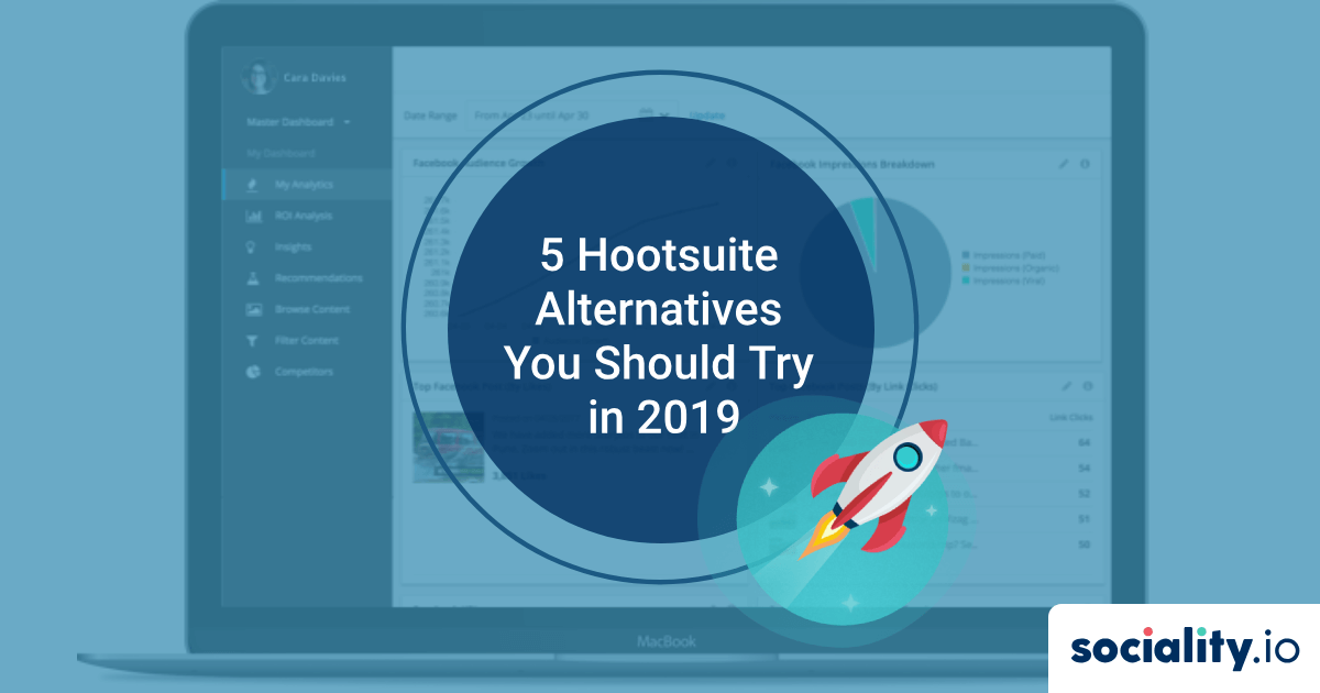 5 Hootsuite Alternatives You Should Try in 2019