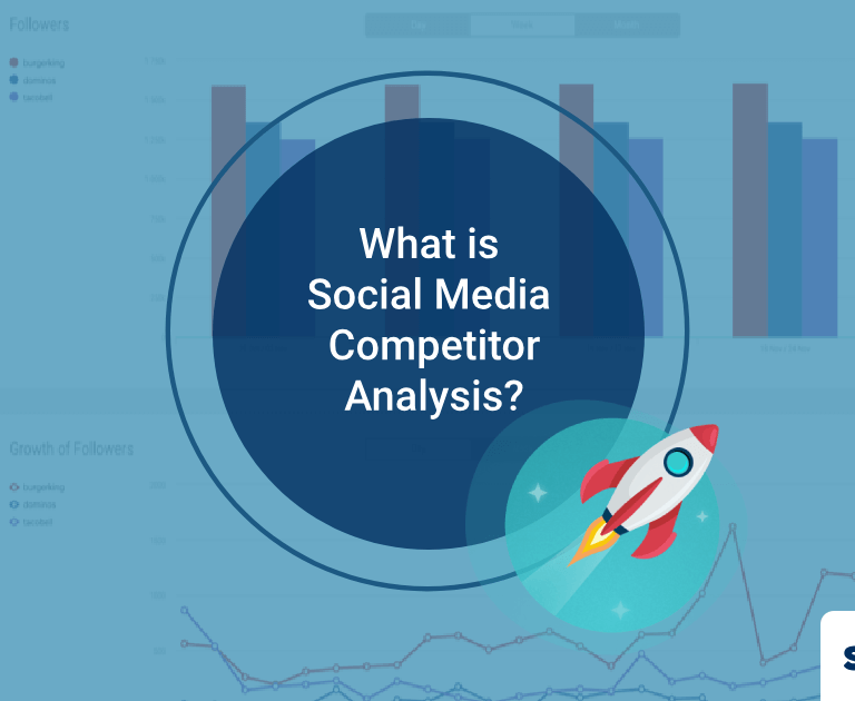 What is Social Media Competitor Analysis?