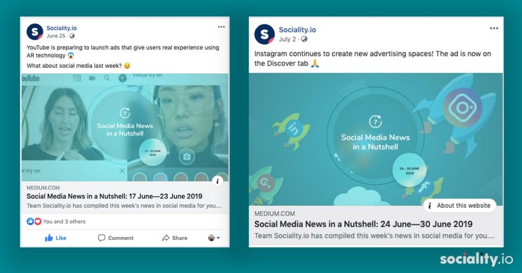 Facebook Debugger - Sociality.io Post