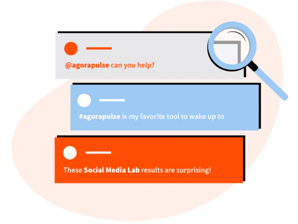 Agorapulse - Social Media Listening