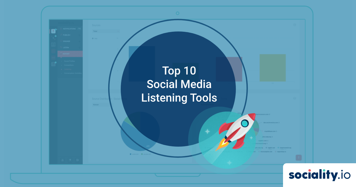 Top 10 Social Media Listening Tools in 2019