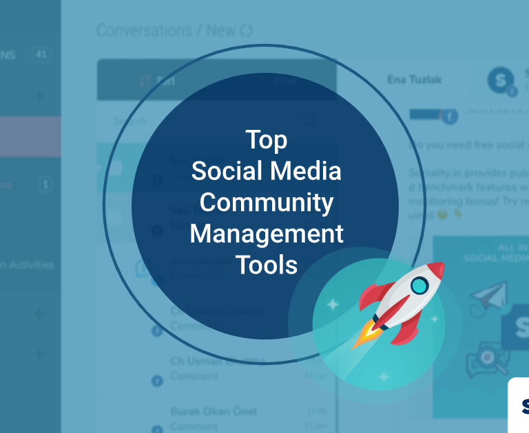 Top 7 Social Media Community Management Tools in 2020