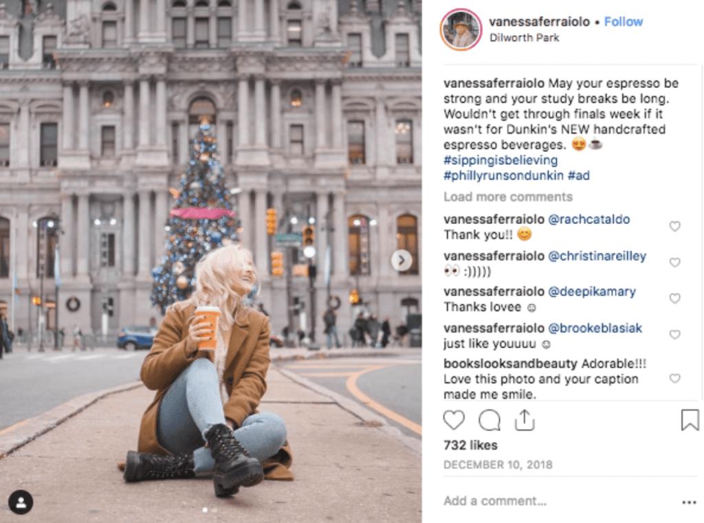 Influencer Marketing VanessaFerraiolo