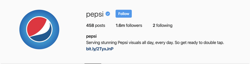 Social Media Marketing Strategy of Pepsi