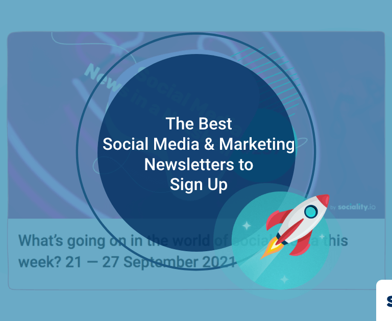 Best Social Media & Marketing Newsletters to Sign Up in 2021, Plus More