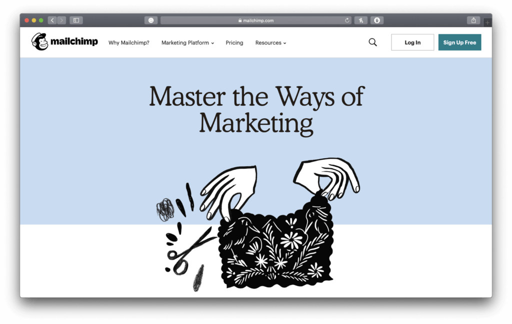 Mailchimp Newsletter