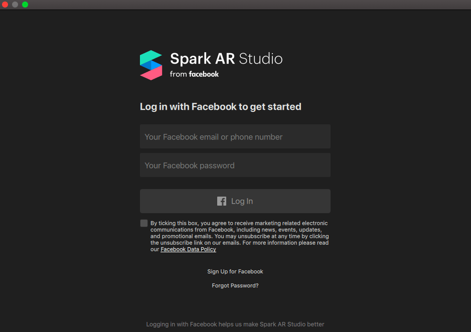 Download Spark Ar Studio
