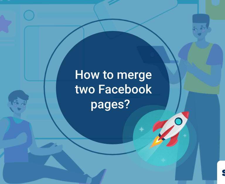 How To Merge Two Facebook Pages?