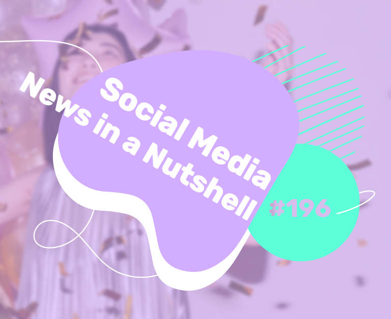 What's going on in the world of social media this week? 7 — 13 December 2020
