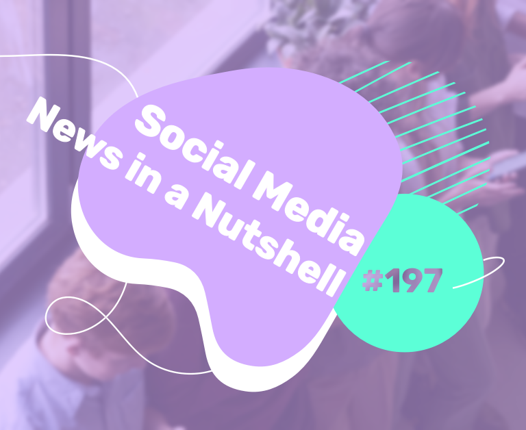 What's going on in the world of social media this week? 14 — 19 December 2020