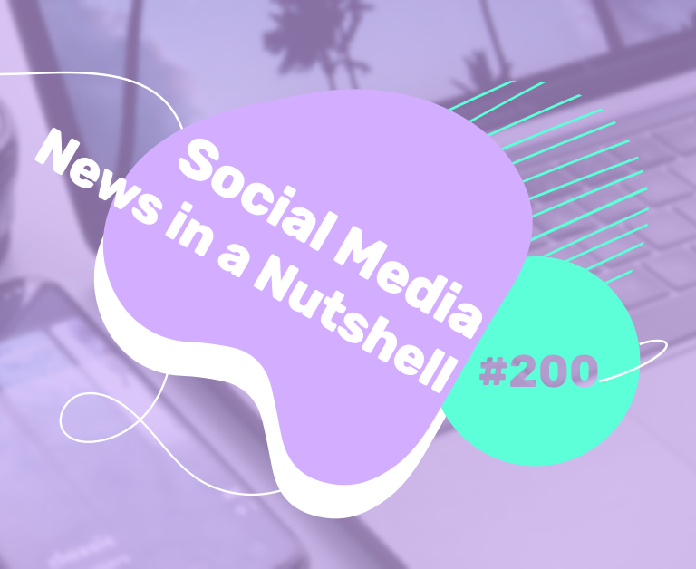 What's going on in the world of social media this week? 4 – 10 January 2021