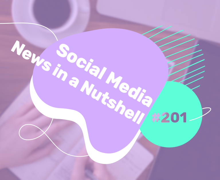What's going on in the world of social media this week? 11 – 17 January 2021