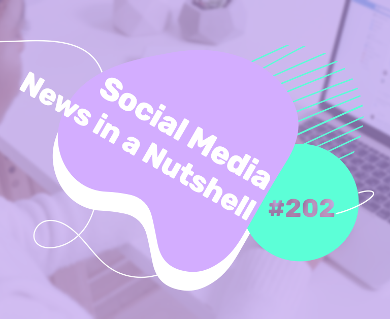 What's going on in the world of social media this week? 18 – 24 January 2021