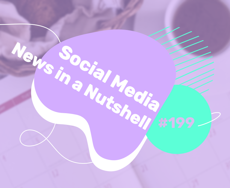 What's going on in the world of social media this week?  28 December 2020 – 3 January 2021