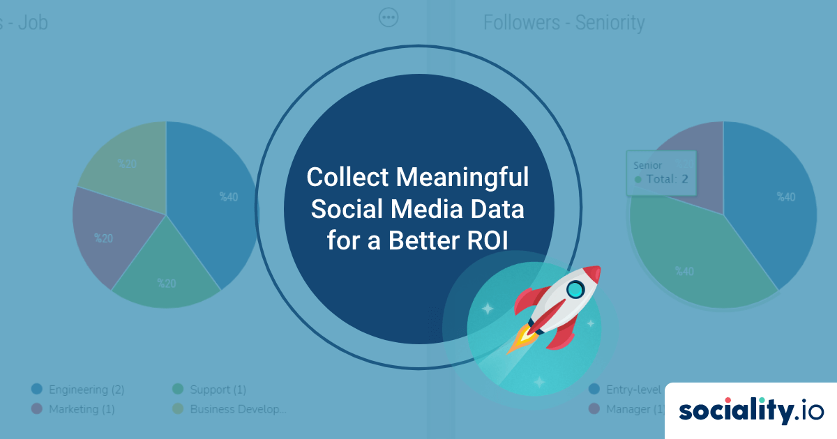 Collect Meaningful Data for a Better ROI using Sociality.io Report Module