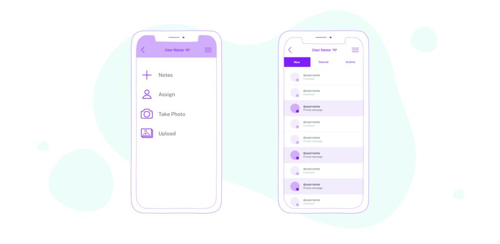 Sociality.io mobile app