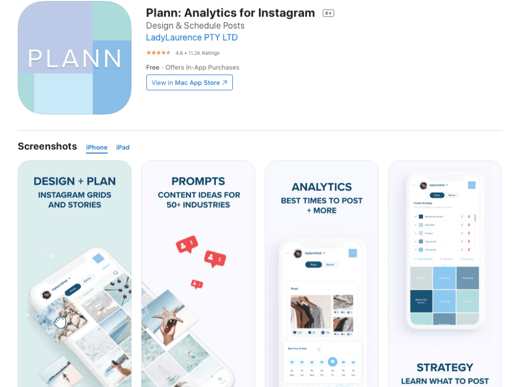 Grid Planner - Plann