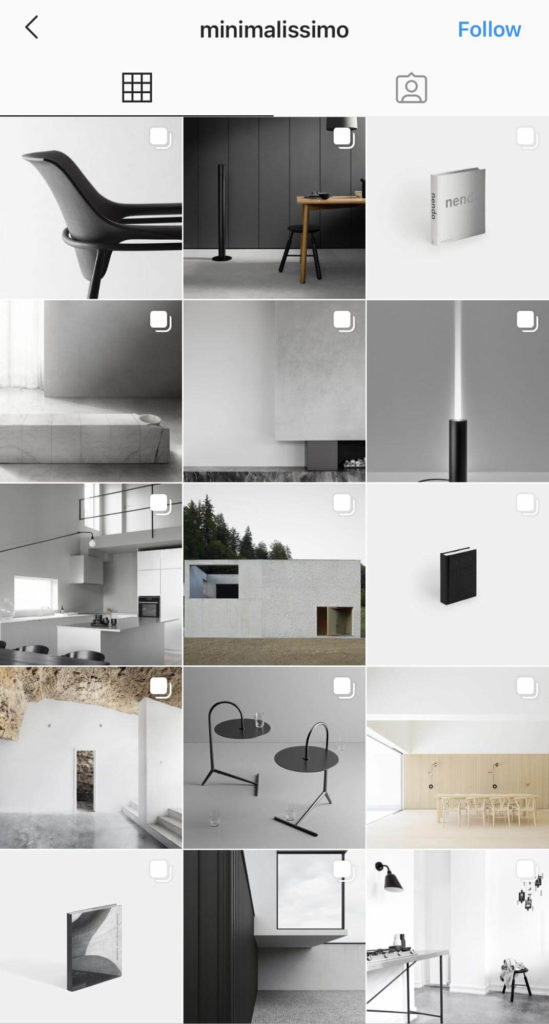Instagram Grid Style - Square