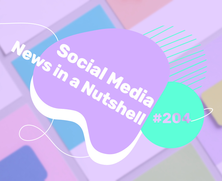 What's going on in the world of social media this week? 01 – 07 February 2021