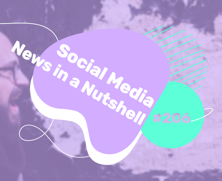 What's going on in the world of social media this week? 15 — 21 February 2021