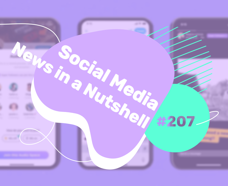 What's going on in the world of social media this week? 22 — 28 February 2021