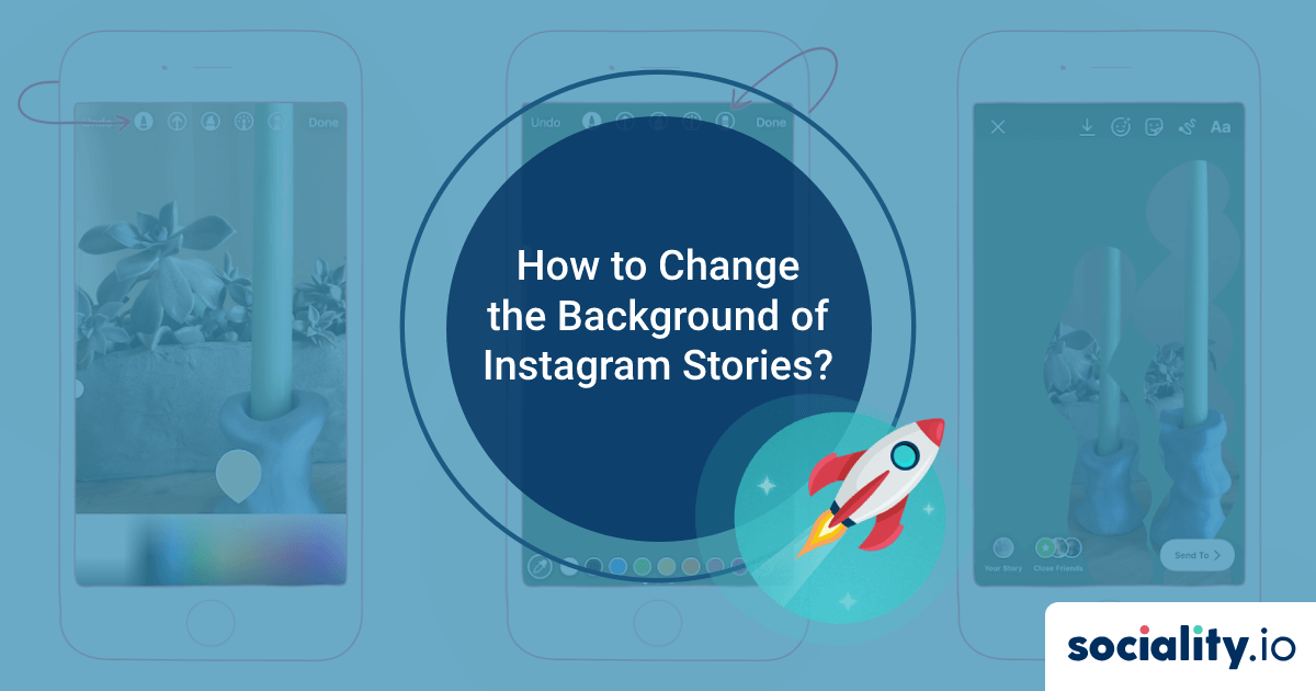 How to Change the Background of Instagram Stories?