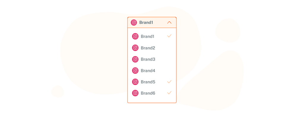 Sociality.io Brand Selection