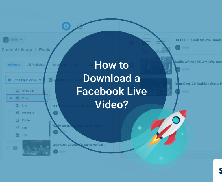 How to Download and Repurpose a Facebook Live Video?