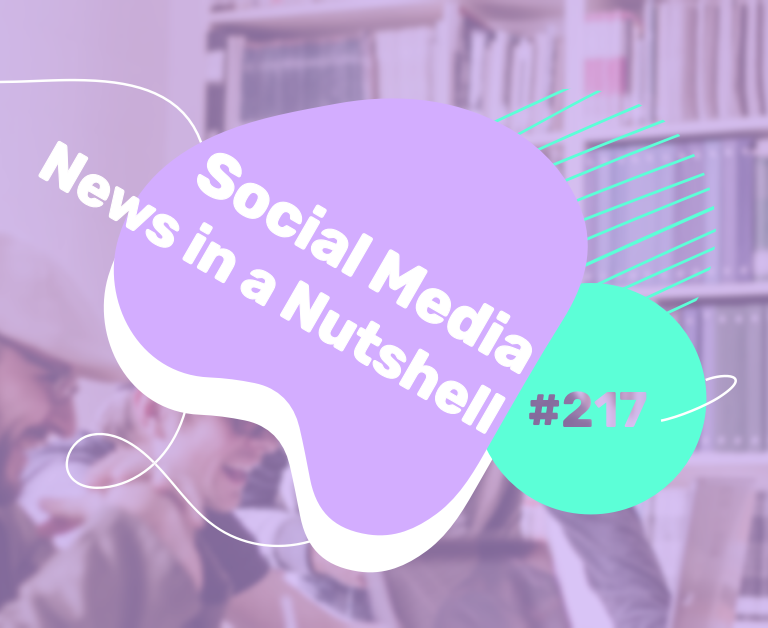 What's going on in the world of social media this week? 3 — 9 May 2021
