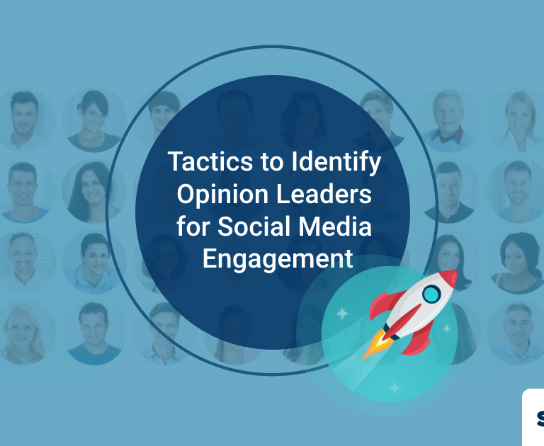 Tactics to Identify Opinion Leaders to Boost Social Media Community Engagement