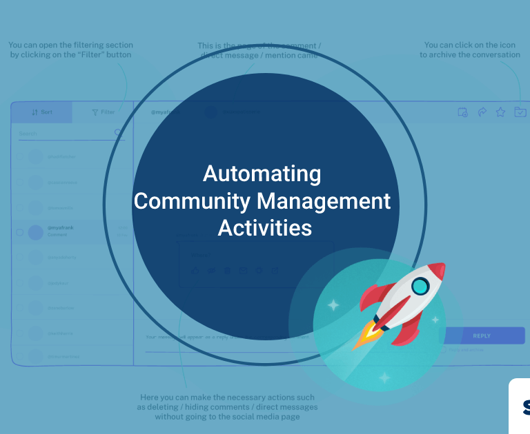 How to Save Time by Automating Community Management Activities