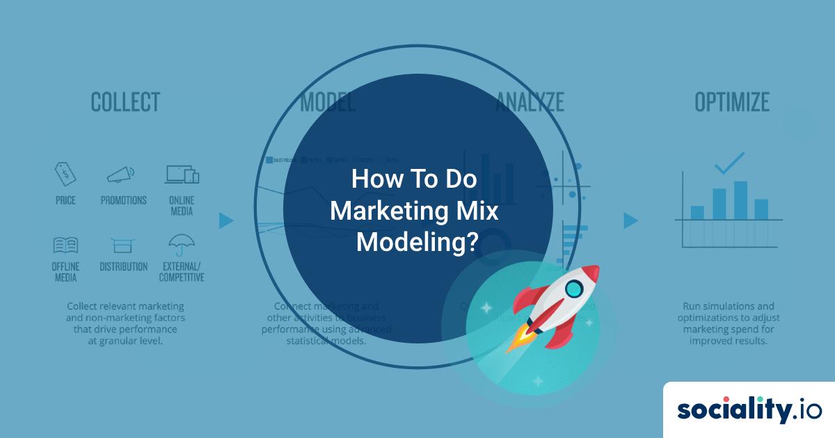 How To Do Marketing Mix Analysis Using The Marketing Mix Modeling?