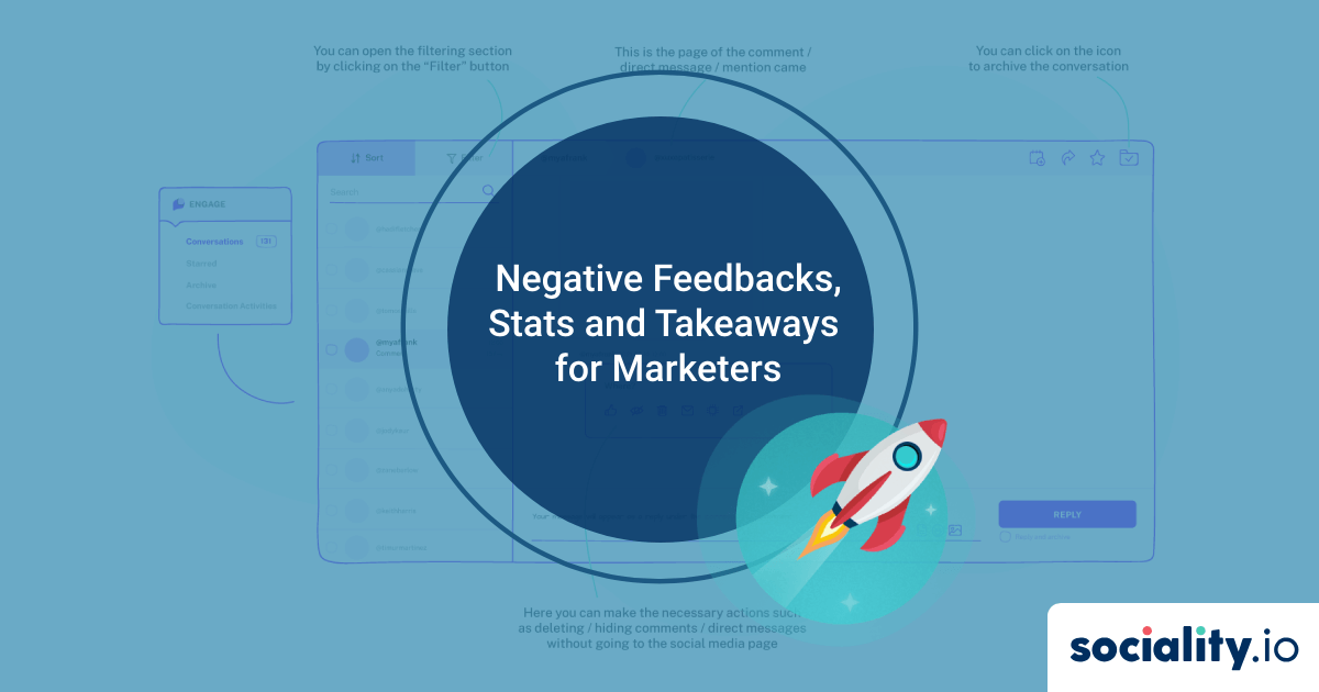 Does Negative Feedback Really Matter? Stats and Key Takeaways for Marketers