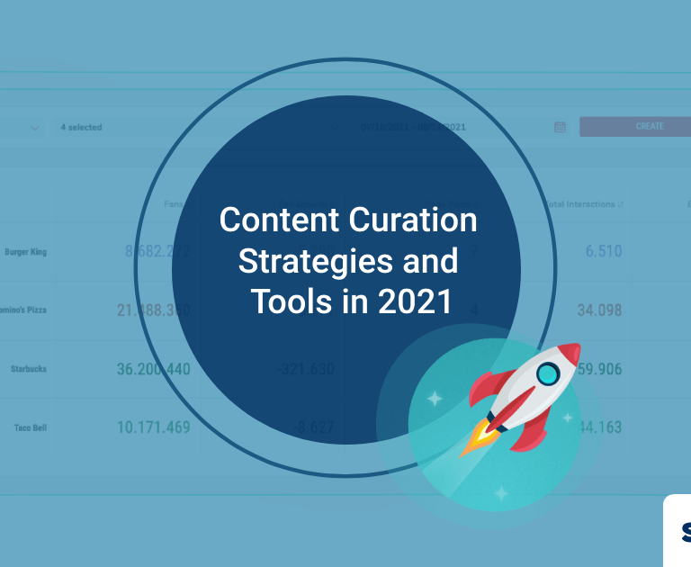 Content Curation Strategies and Tools in 2021