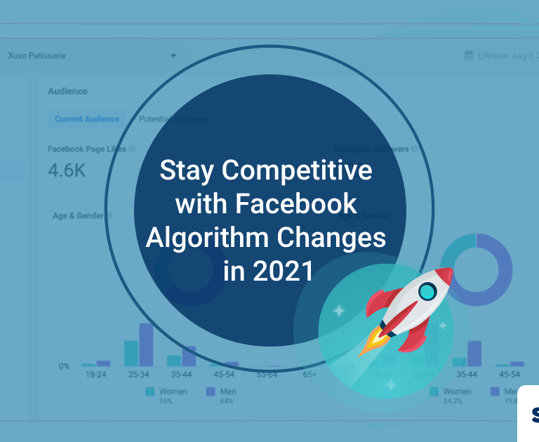 How to Stay Competitive with 2021 Facebook Algorithm Changes