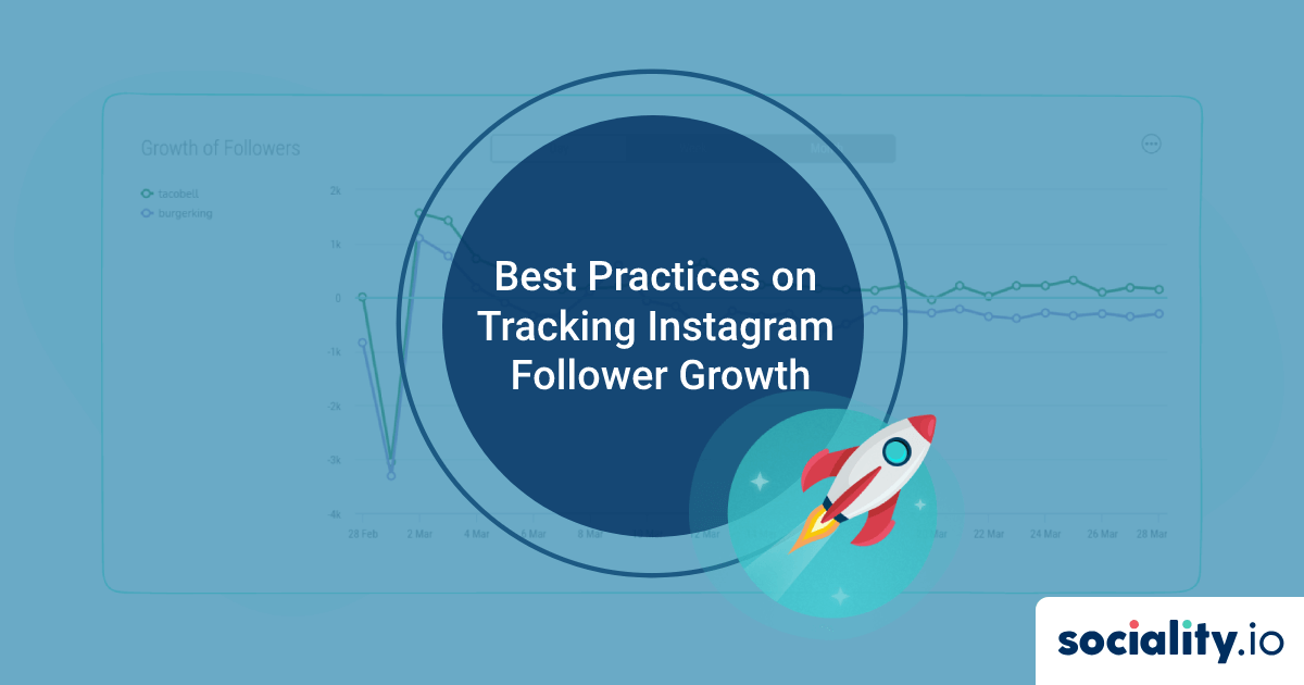 Best Practices on Tracking Instagram Follower Growth ( + Free and paid tools)