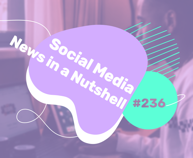 What's going on in the world of social media this week? 14 — 20 September 2021