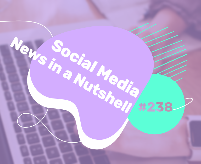 What's going on in the world of social media this week? 28 September – 4 October