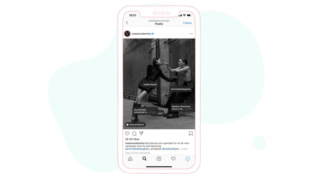 Share Links on Instagram -story links